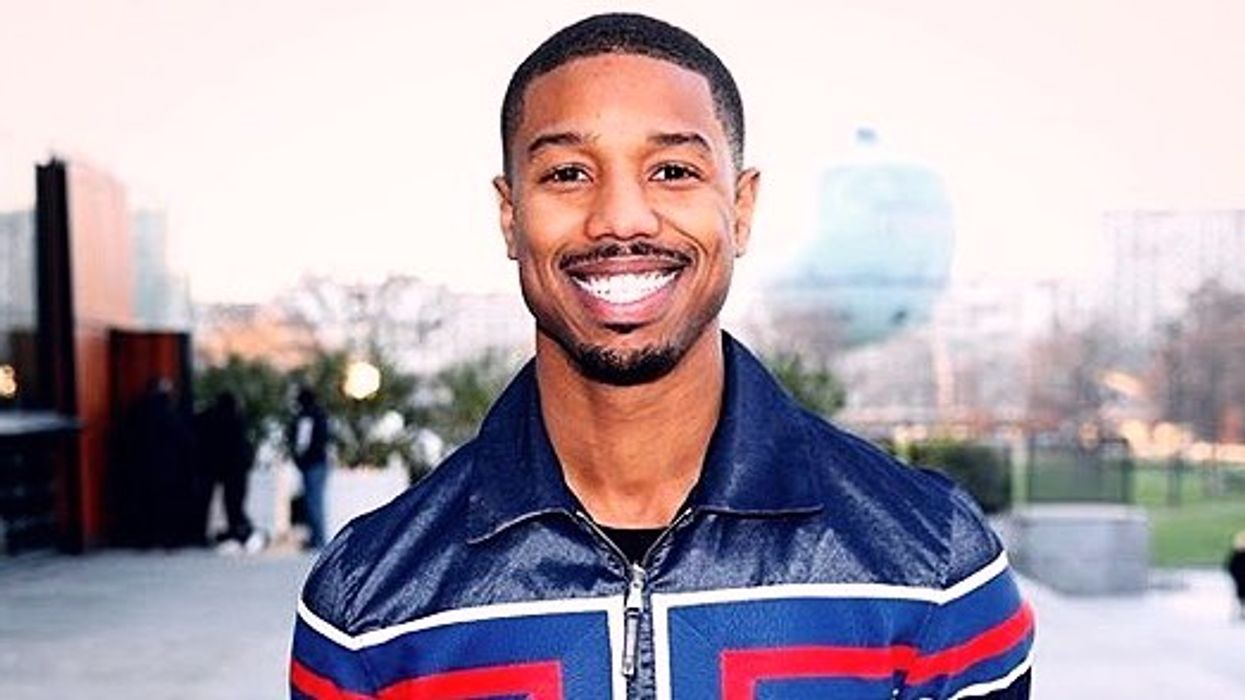 Someone Slid Into Michael B. Jordan's DMs And It Actually Worked