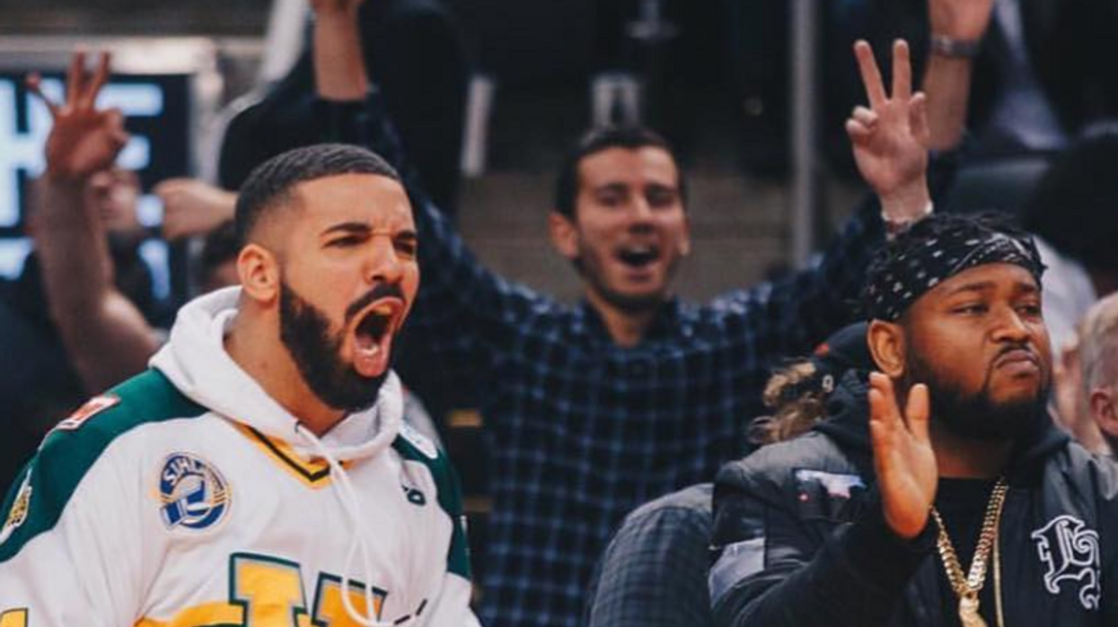 Drake Is In Trouble With The NBA After Trying To Pick A Fight With A Cavaliers Player