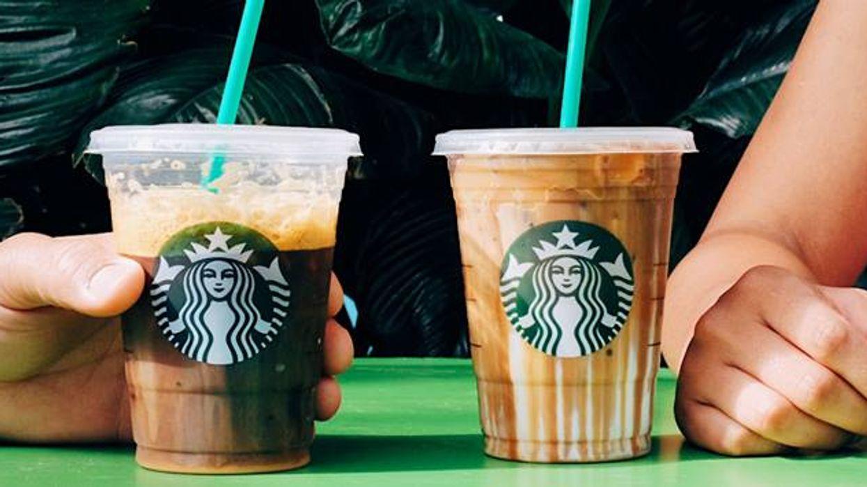 21 délicieuses boissons Starbucks à moins de 200 calories