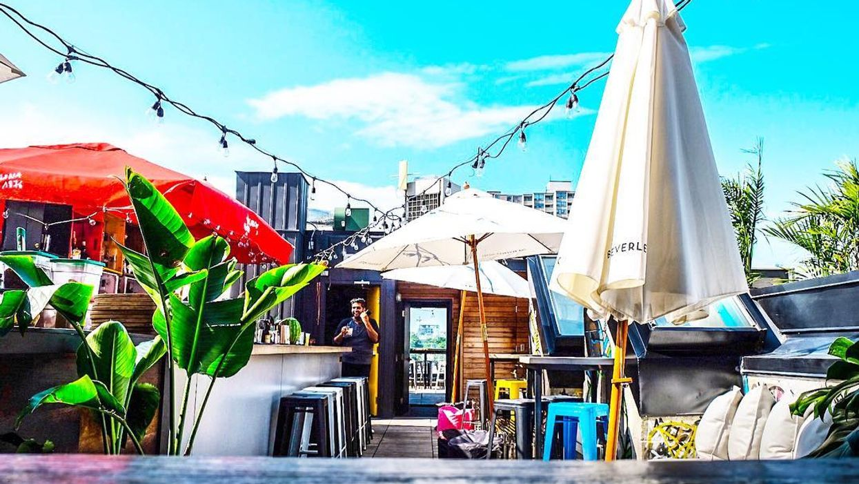 This Rooftop Cocktail Bar In Toronto Will Give You The Best Views