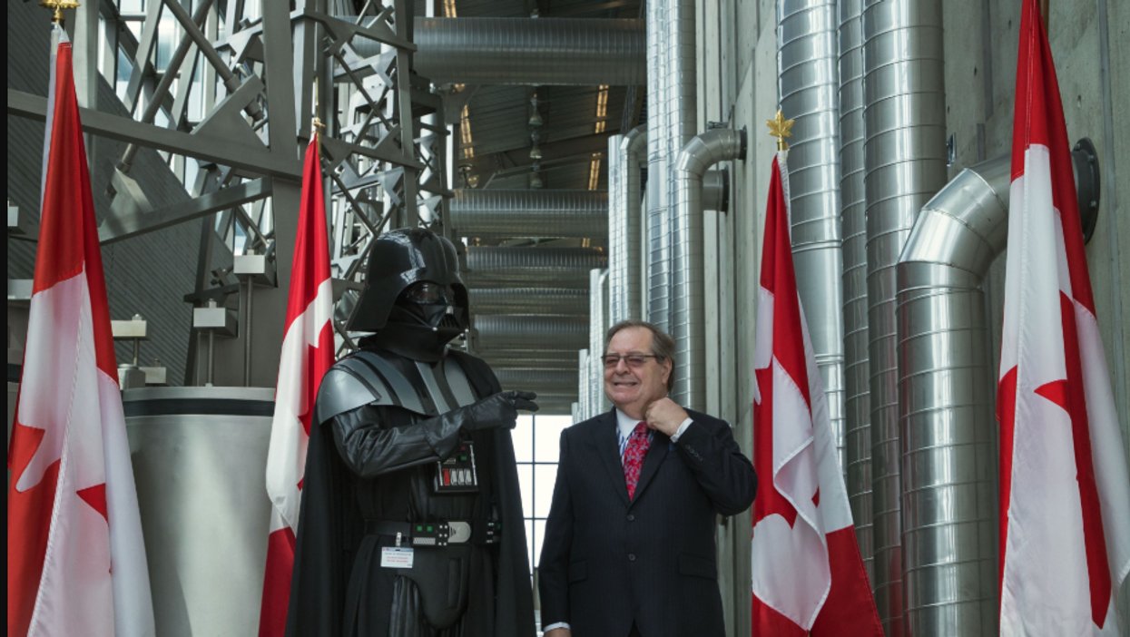 The Government Of Canada Sent Out This Hilarious Press Release In Honour Of Star Wars Day