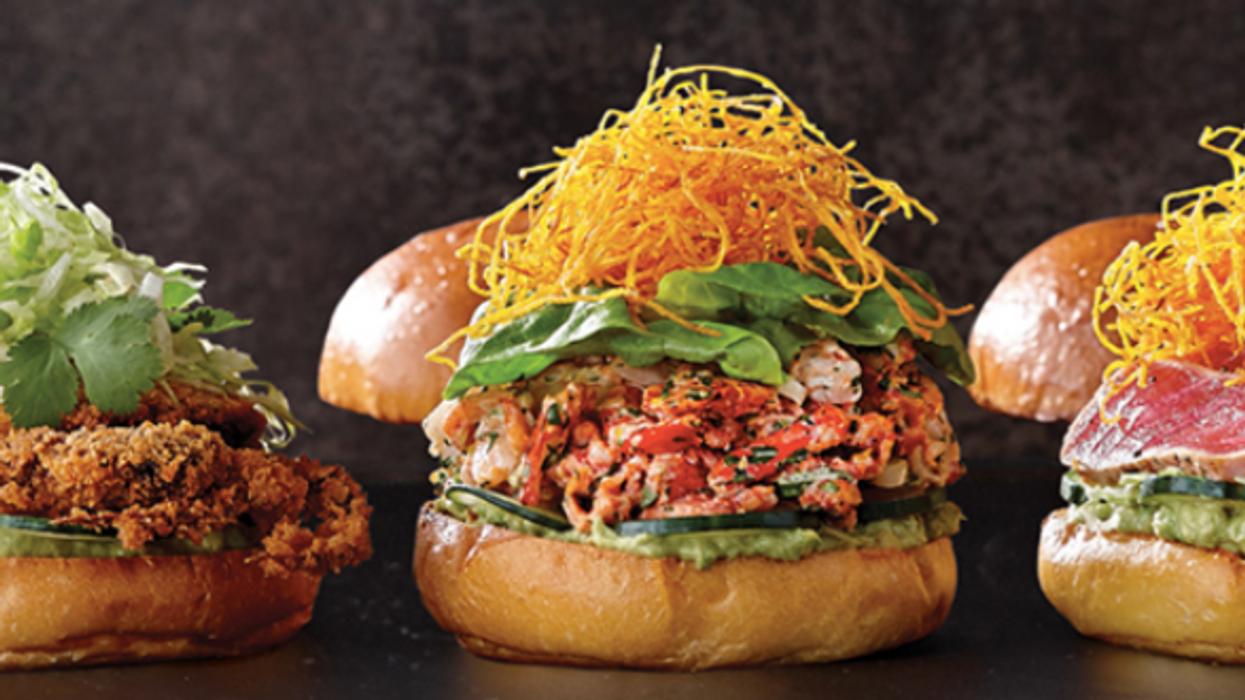 Les sushi burgers existent maintenant au Québec et c'est 100% « tasty »