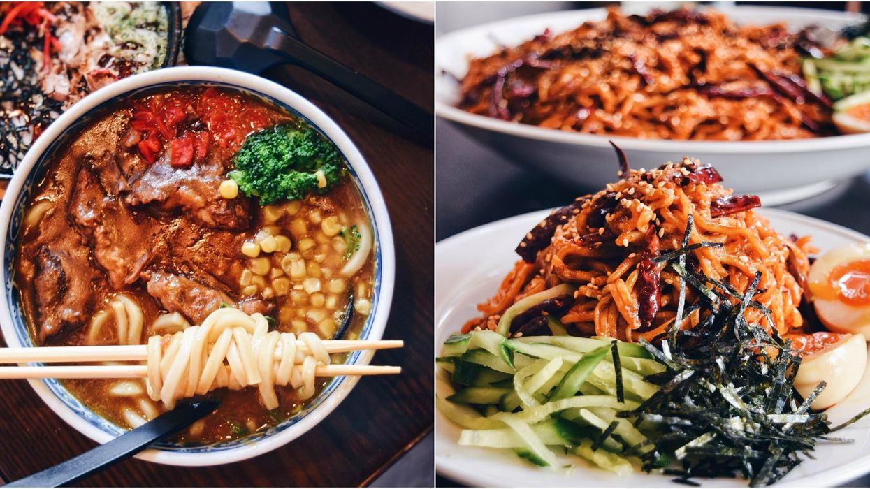 This Vancouver Restaurant Has The Spiciest Godzilla Ramen And It Only Costs $5
