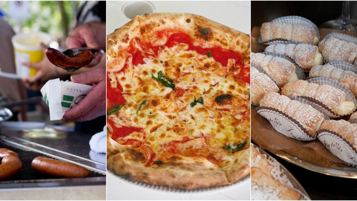A Massive Italian Food Festival Is Coming To Vancouver
