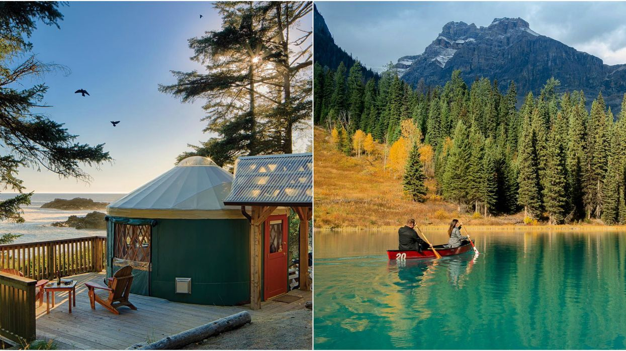9 Super Romantic BC Getaways To Go On With Your S/O This Summer