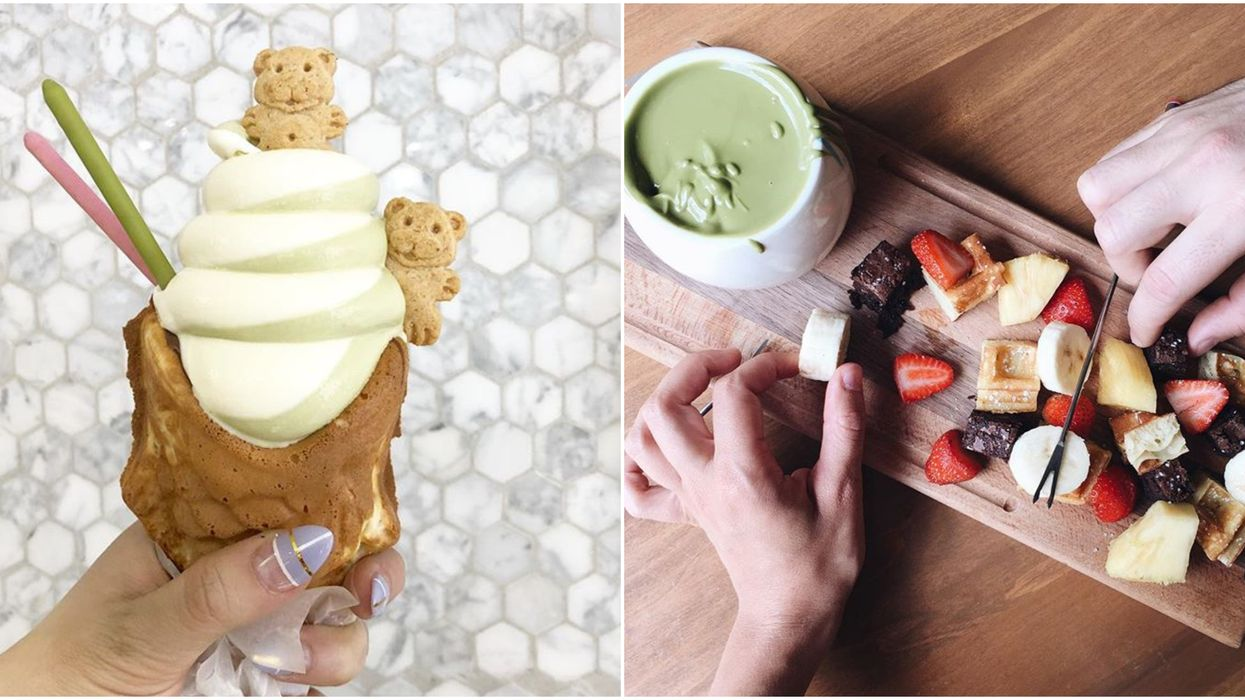 19 Bucket List Desserts To Try In Calgary If You Freaking Love Matcha