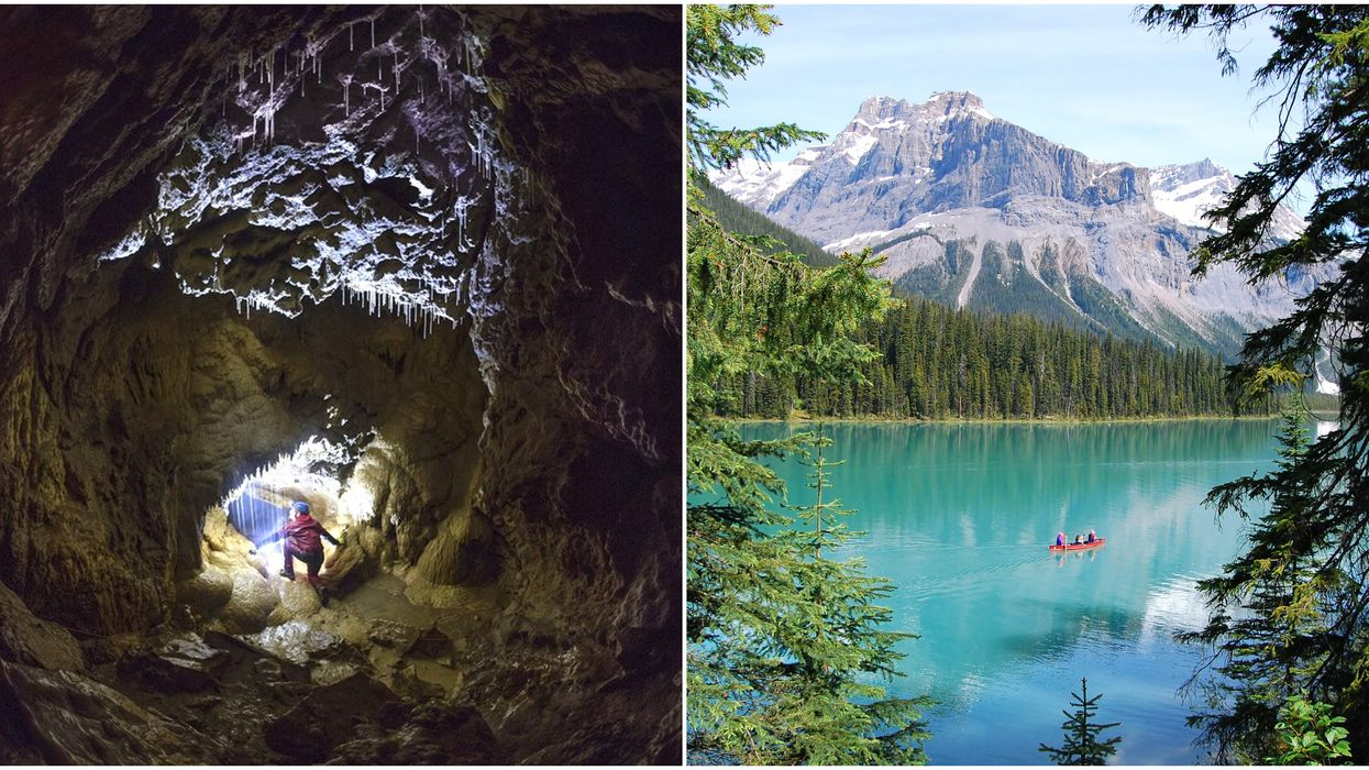 7 Exciting One Hour Roads Trips You Must Go On From Calgary