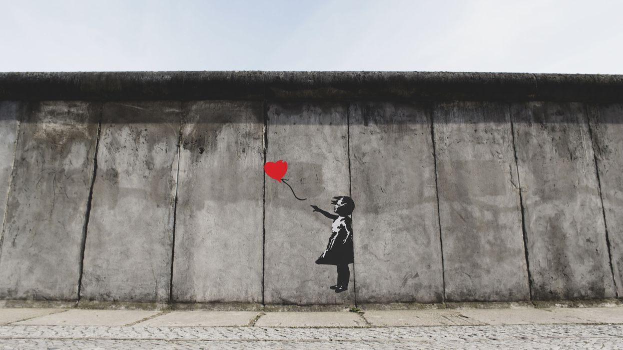 There's A Huge Banksy Art Exhibit Happening In Toronto This Summer