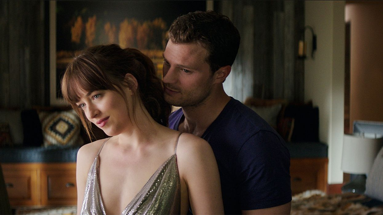 Someone Created An Honest 'Fifty Shades Free' Trailer And It's So Cringy You Have To Watch It
