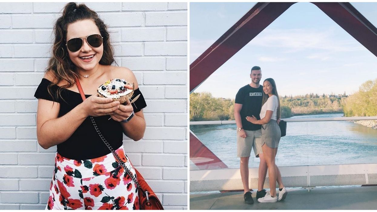 25 Things To Do With Your Girlfriend In Calgary This Summer