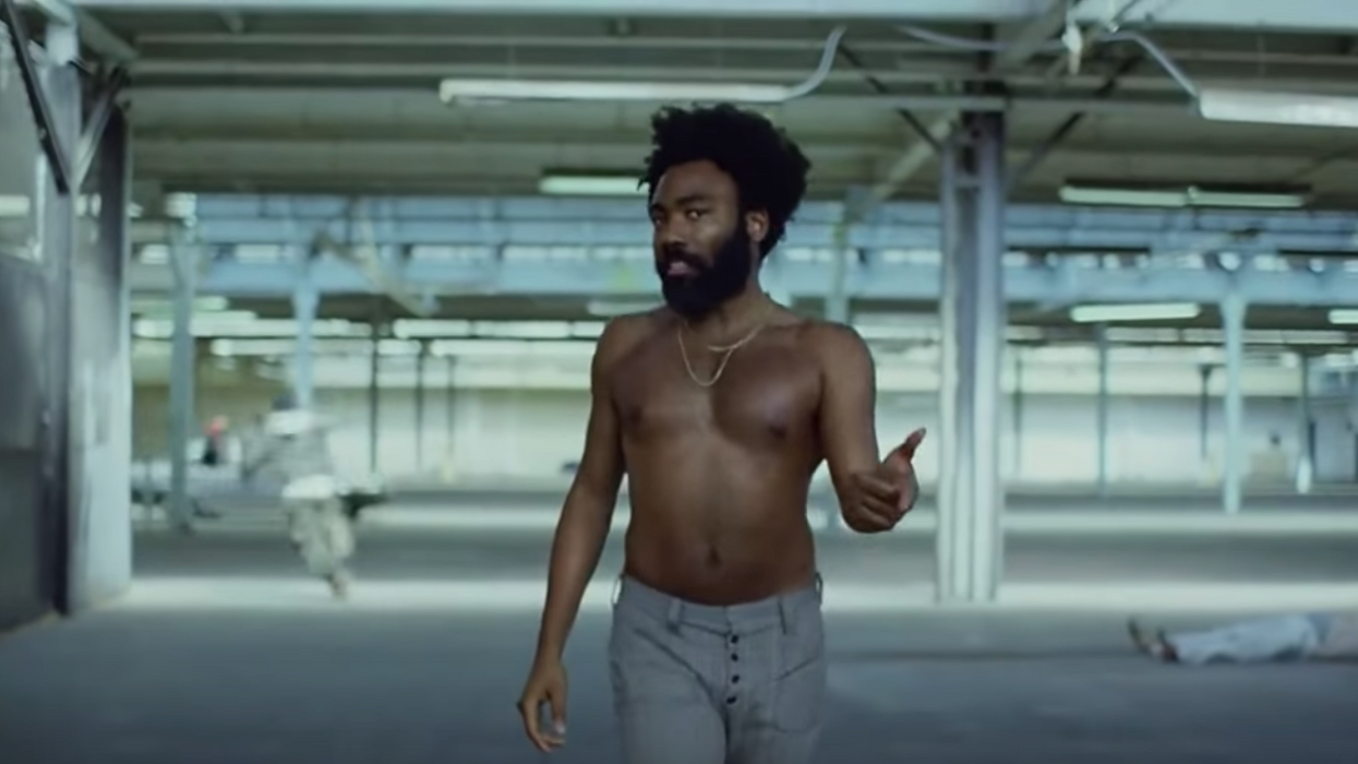 Someone Mashed Up Childish Gambino's 'This Is America' With 'Call Me Maybe' And You Gotta See It