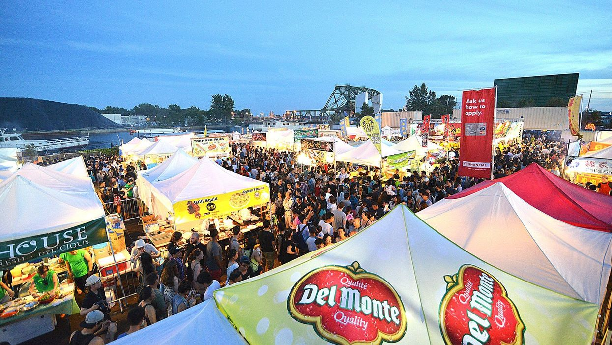 A Huge Asian Night Market Is Coming To Toronto This Summer