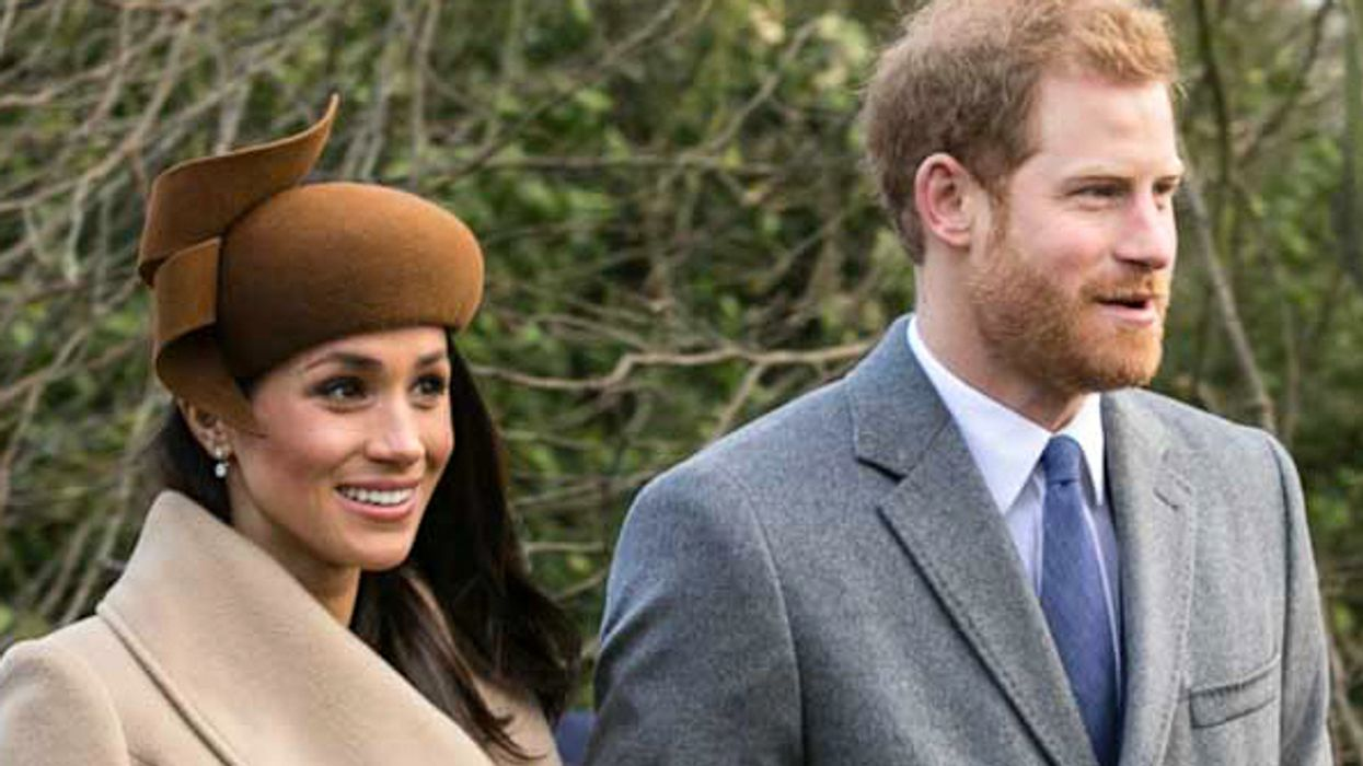 Meghan Markle's Father Won't Be Attending Her Wedding After Suffering From A Heart Attack