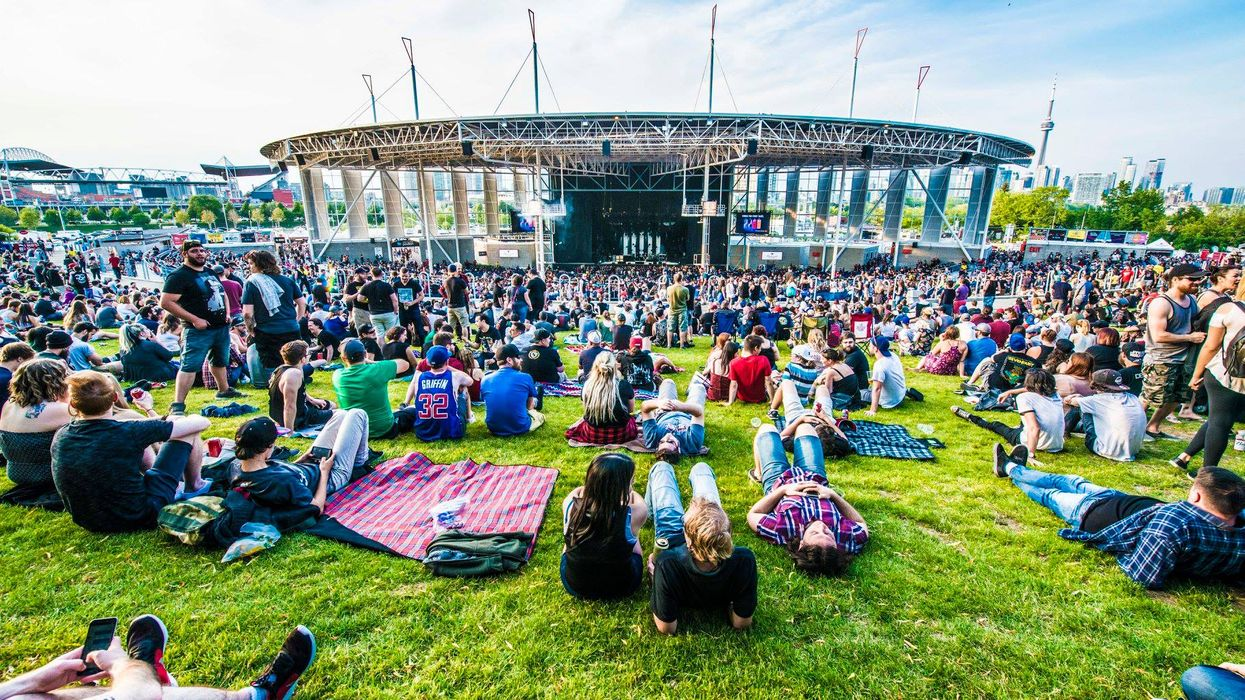Budweiser Stage Is Giving Away Season Passes This Summer
