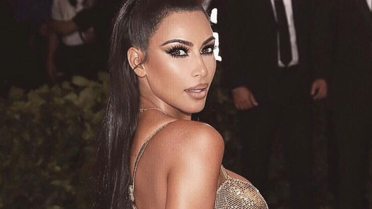 This Actress Just Ripped Kim Kardashian To Shreds For Posting About An Appetite Suppressant Lollipop On Instagram