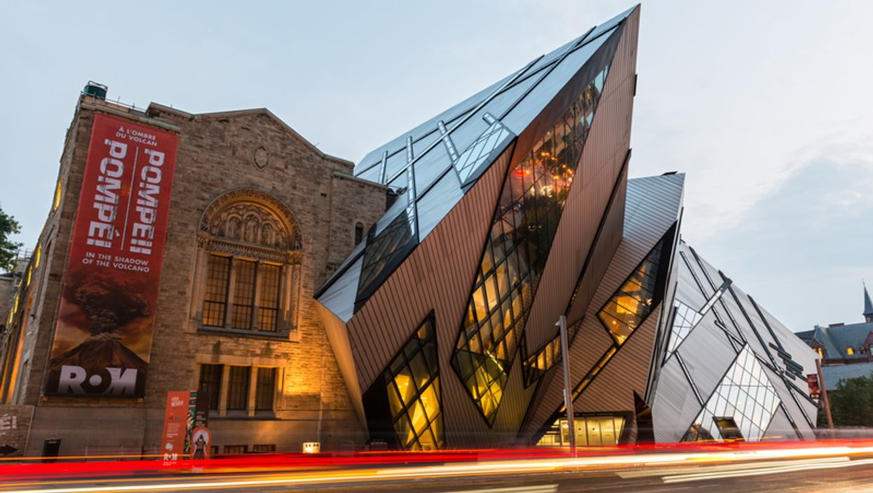 The ROM Is Hosting Friday Night Parties For The First 2 Months Of Summer