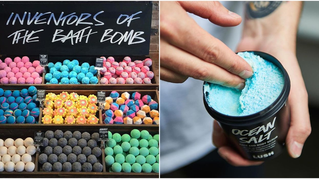 9 Best Selling Products From Lush That Are Totally Worth The Hype