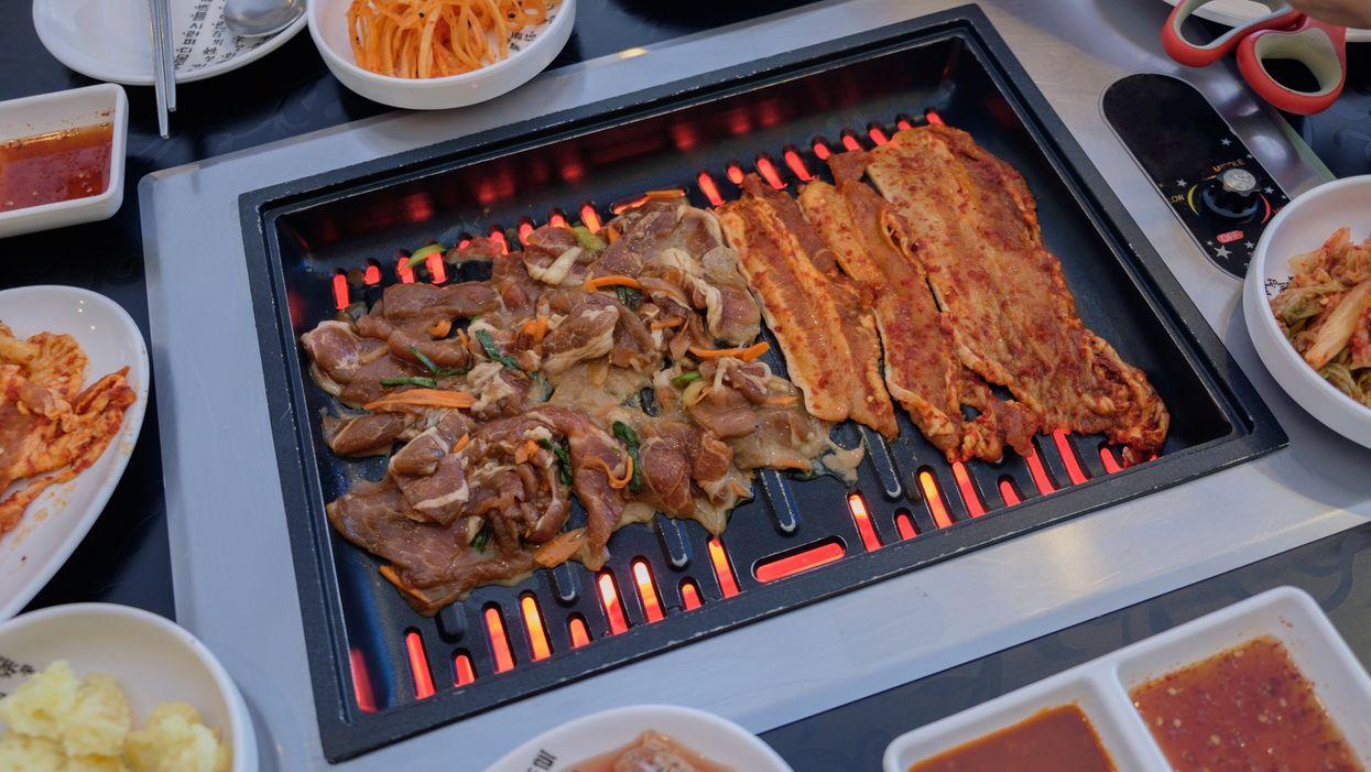 Ce resto coréen te propose un BBQ à volonté GRATUIT à Brossard et ça s'annonce épique