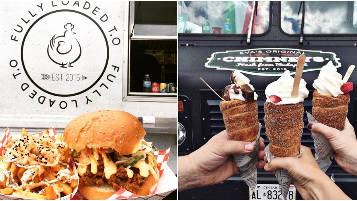 14 Mouthwatering Food Trucks You Need To Try This Summer In Toronto