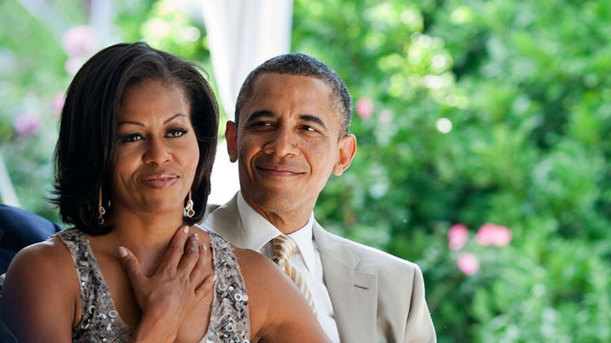 The Obamas Are Working For Netflix And These Are The Kind Of Shows They'll Be Doing