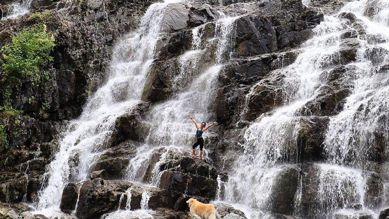 Della Falls, BC
