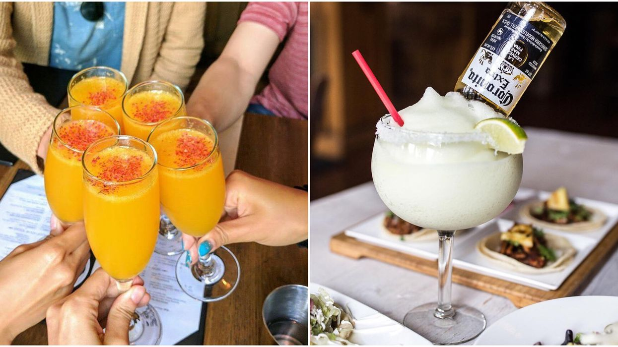 13 Places To Hit Up For The Cheapest Happy Hour Drinks In Vancouver This Summer