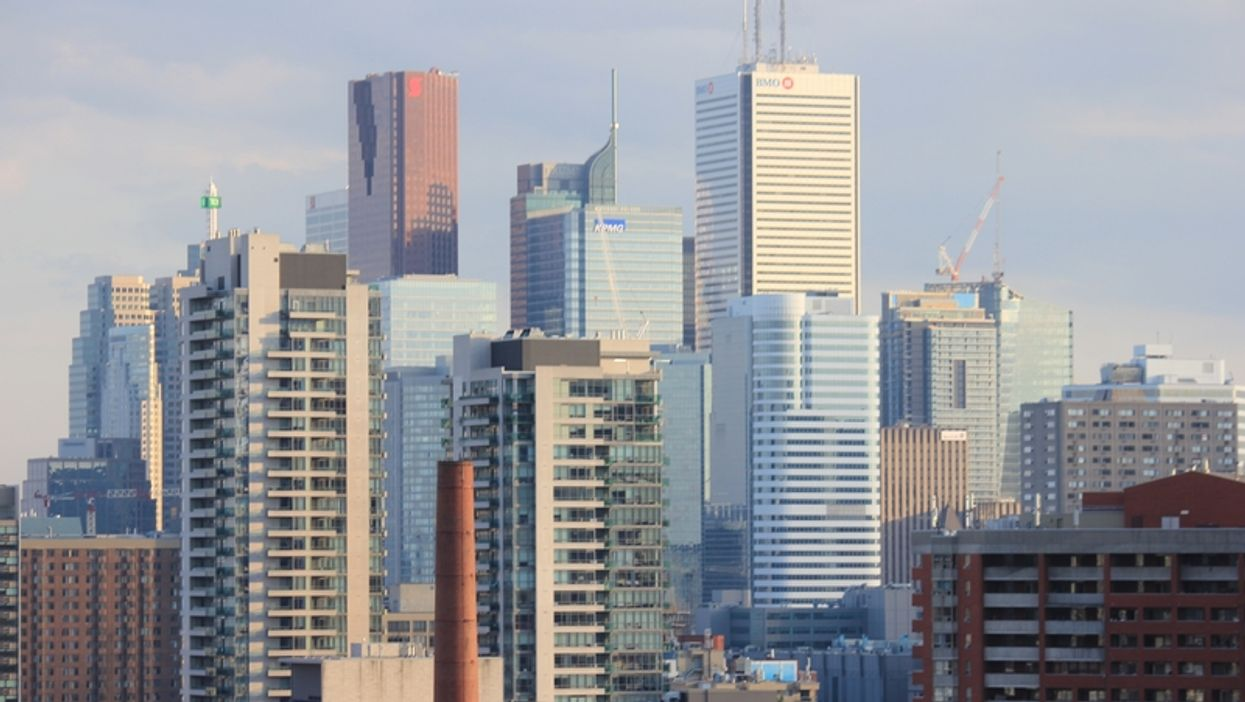 Here's How Much You Should Be Earning Per Hour To Live In Downtown Toronto Without Going Broke