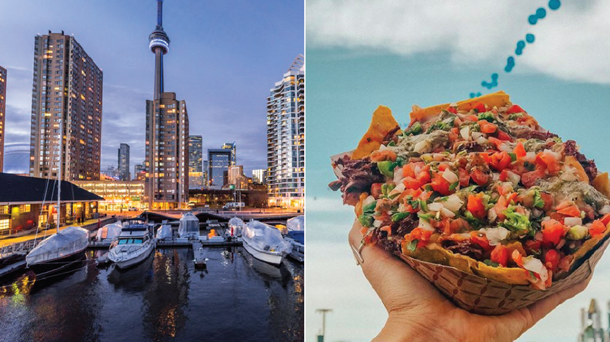 Toronto Is Hosting Its First Ever Vegan Boat Cruise