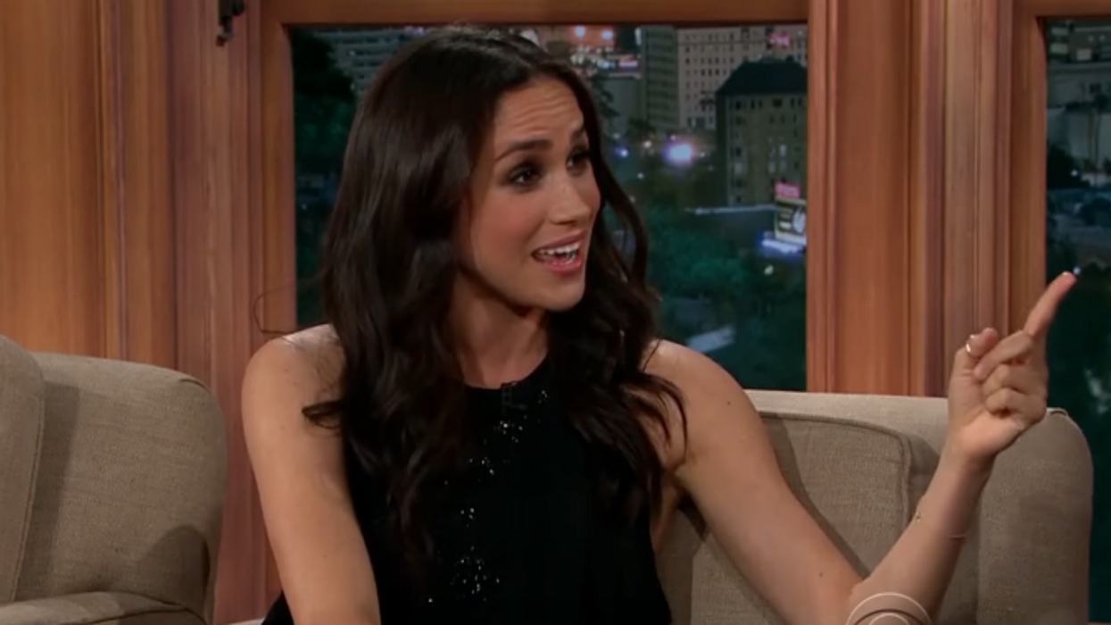 This Old Interview Of Meghan Markle Is Going Viral And Here's Why