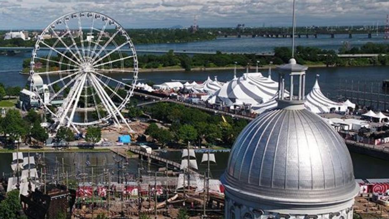 La Grande roue de Montréal sera à 10$ une journée seulement en fin de semaine