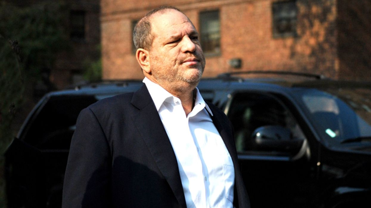Harvey Weinstein Just Surrendered To Rape And Sexual Abuse Charges And Here Are All The Details