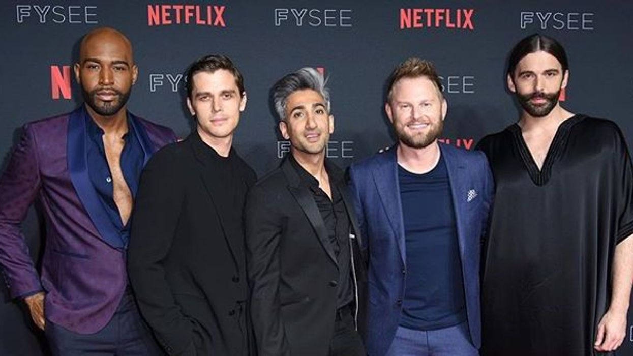 Queer Eye Season 2 Is Officially Happening And Here's When It's Back On Netflix Canada