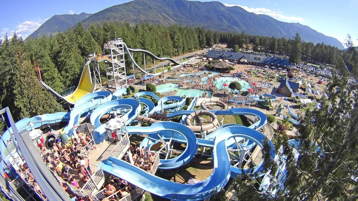 You Have To Visit BC's Biggest Waterpark This Summer