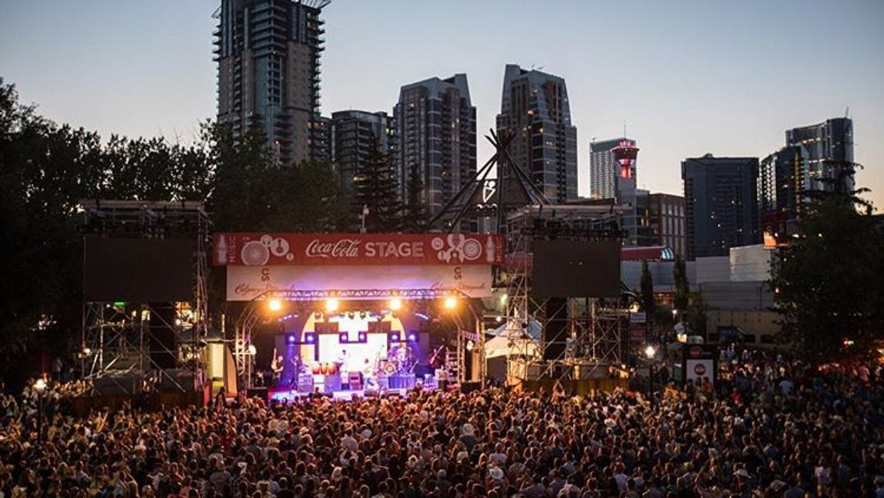 Here's The Complete Full Lineup Of Artists Performing At The 2018 Calgary Stampede