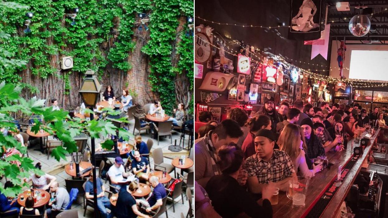 8 bars où sortir à Montréal cet été si tu ne veux pas porter de talons hauts