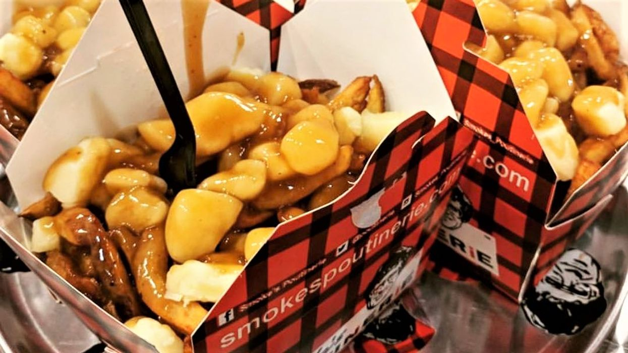 Smoke's Poutine Continues Their Major Beef With Toronto's Poutine Fest And It's Just So Messy