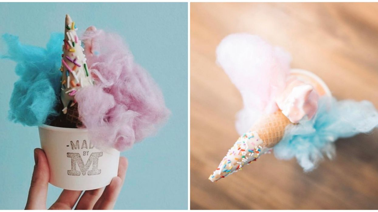 You Can Get Unicorn Ice Cream At This Calgary Spot And It's Basically Made For IG