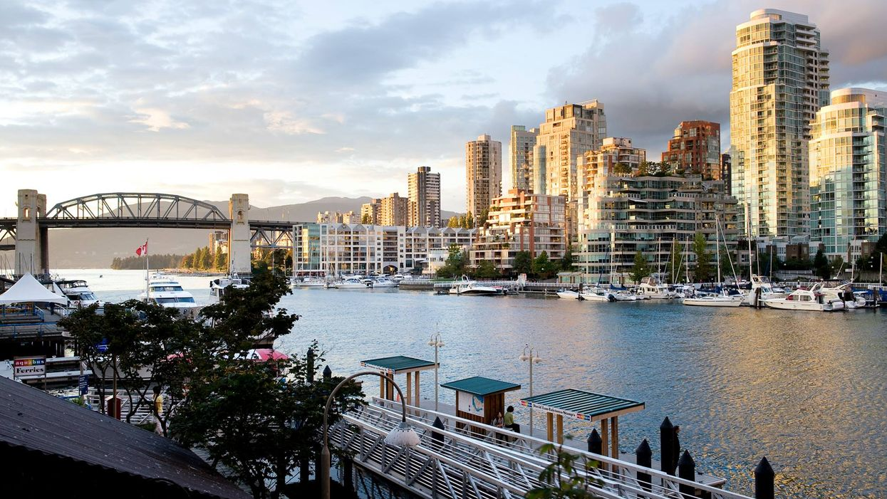 8 Restaurants In Vancouver With Patios And The Most Amazing Views