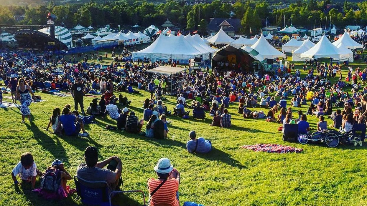 Here's The Official Lineup For The 2018 Edmonton Folk Fest