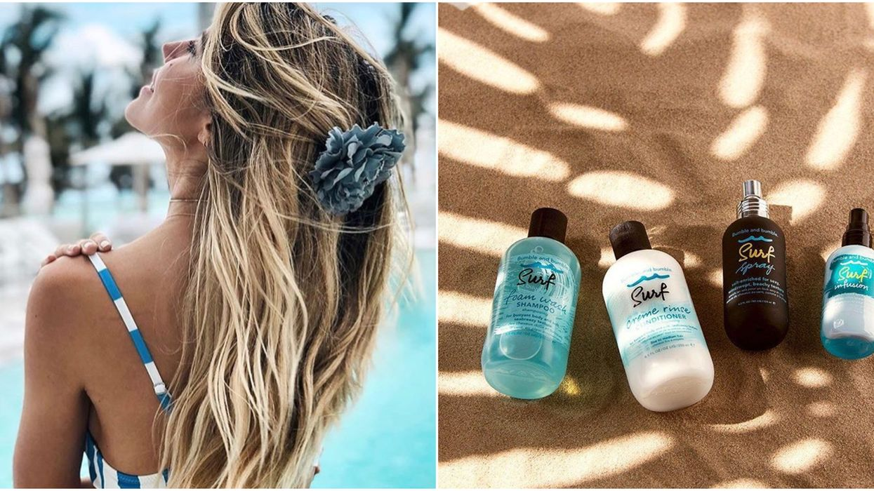 9 Hair Products That Will Give You The Perfect Beachy Waves This Summer