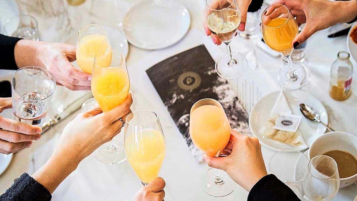 13 Boozy Brunch Spots In Toronto To Get Tipsy With Your Friends