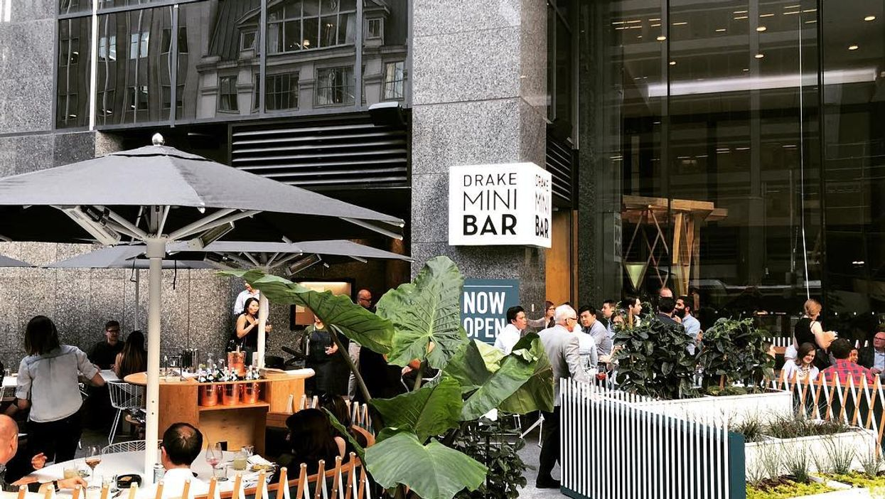 There's An All-New Mini Bar Hidden On The Streets Of Downtown Toronto You Need To Discover This Summer