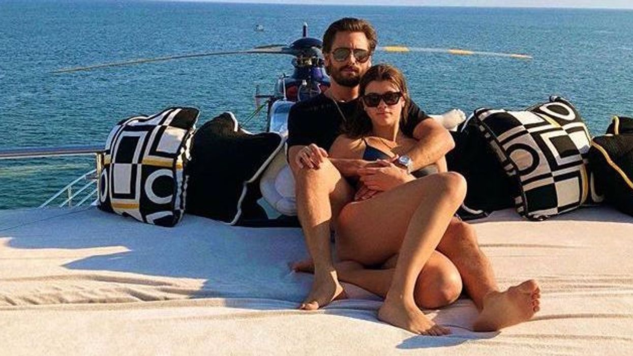 Sofia Richie Dumped Scott Disick After Rumours Spread That He Cheated On Her