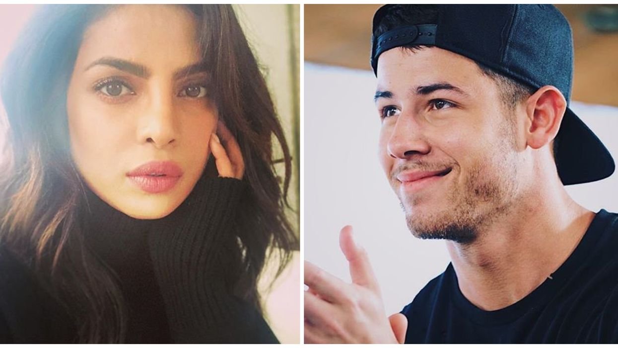 Nick Jonas Left This Comment On Priyanka Chopra's Instagram And We're Swooning