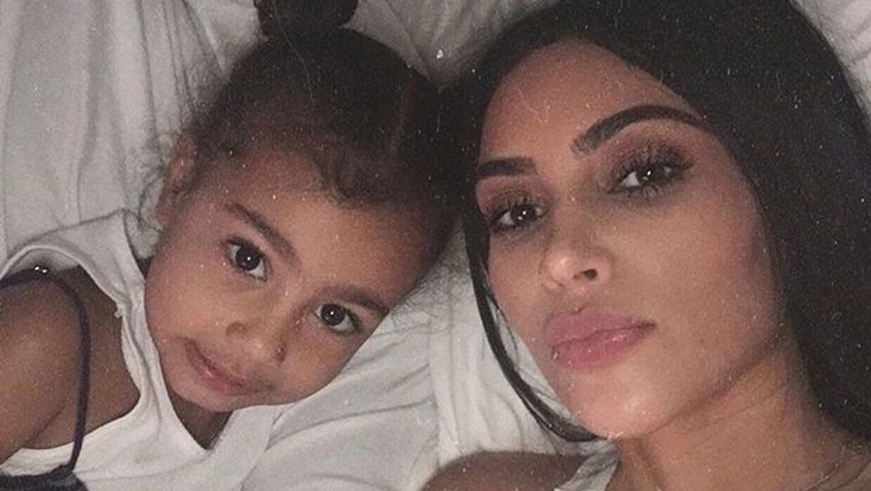 Kim Kardashian Just Threw North West And Penelope Disick A Crazy Birthday Party And We're Jealous AF