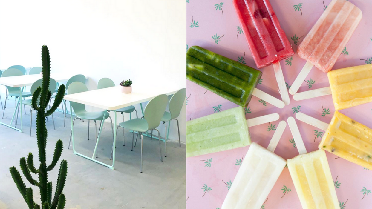 A New Popsicle Shop Opened In Ottawa And It Needs To Be On Your Summer Bucket List