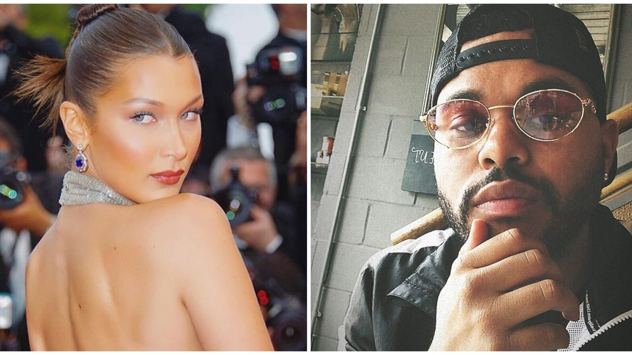 Bella Hadid and The Weeknd Are Back Together And They Look Like They're More In Love Than Ever