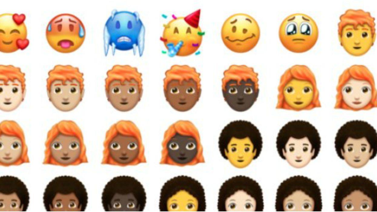 Voici les 157 nouveaux emojis qui seront ENFIN disponibles dès aujourd'hui