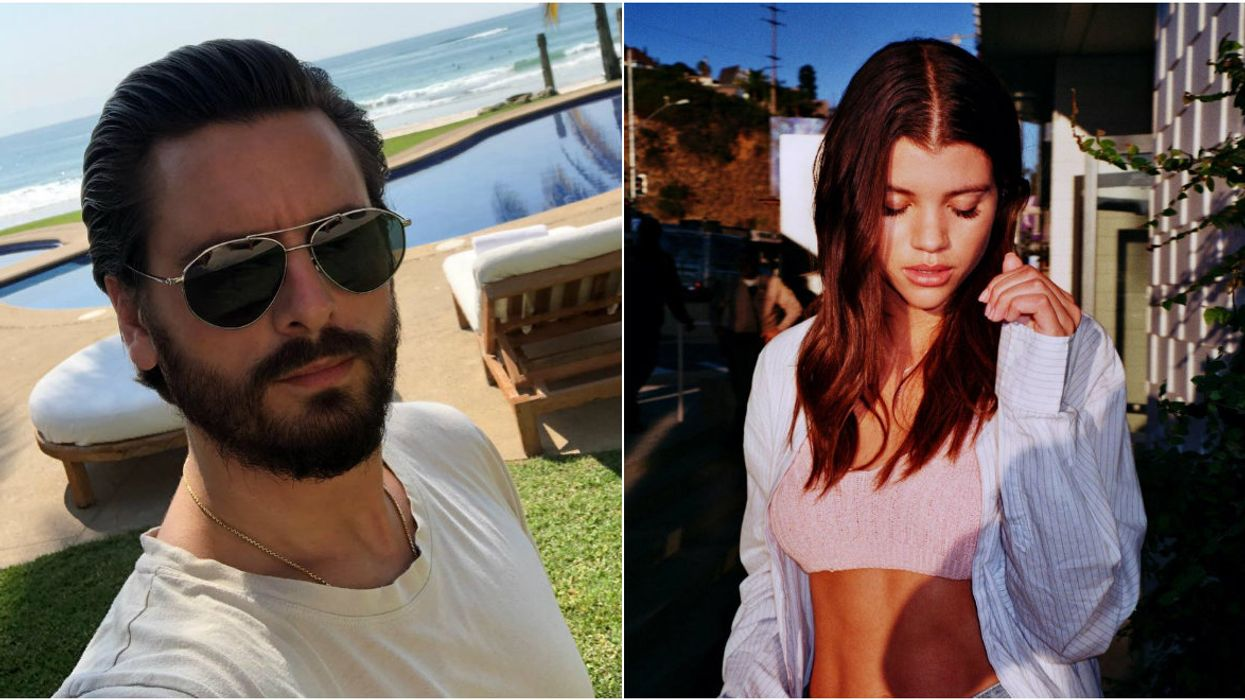 Sofia Richie And Scott Disick Have Responded To Breakup And Cheating Rumours With These Photos