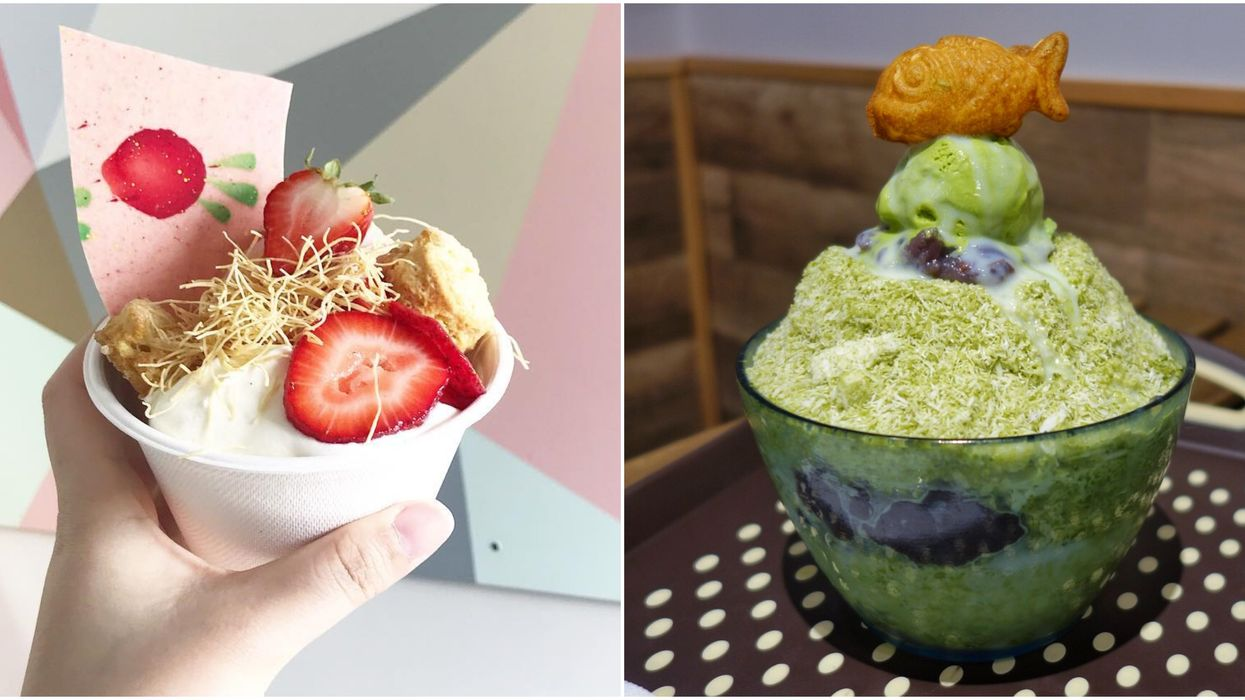 14 Must-Try Desserts To Help You Cool Off In Vancouver This Summer